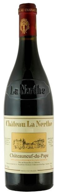 Ch teau la nerthe ch teauneuf du pape 2009 international for Chateau la nerthe