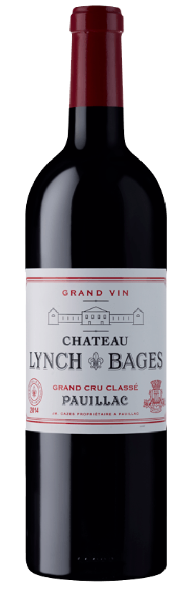 CHATEAU LYNCH BAGES Pauillac 2014