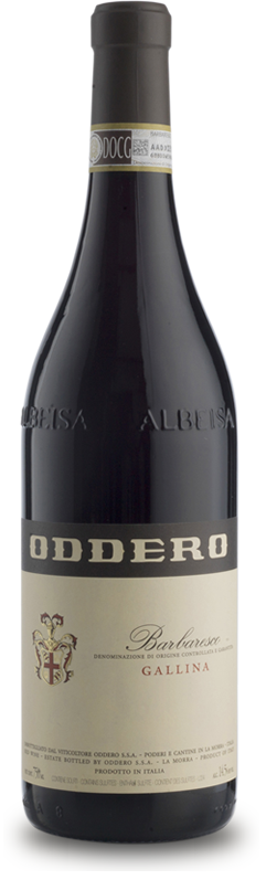 Oddeo Barbaresco Gallina