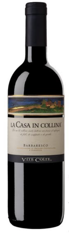 VITE COLTE Barbaresco La Casa In Collina