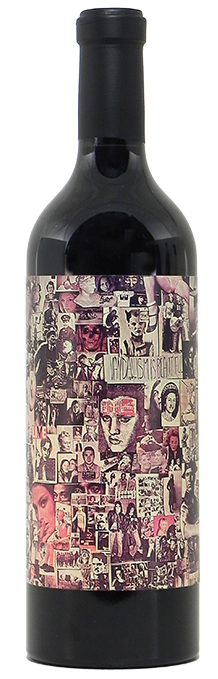 ORIN SWIFT Red Wine Abstract 2015
