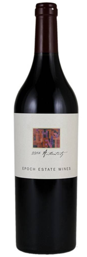 EPOCH ESTATE WINES Authenticity