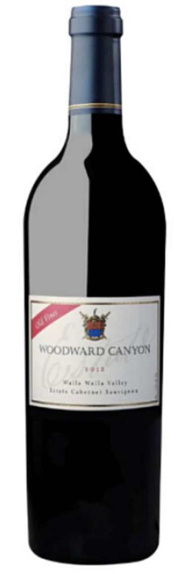 WOODWARD CANYON Cabernet Sauvignon Estate Old Vines 2013