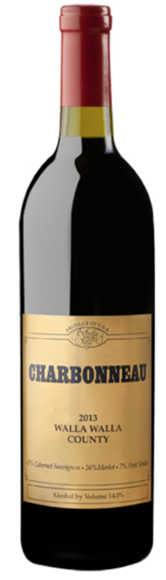 WOODWARD CANYON Red Wine Charbonneau 2013