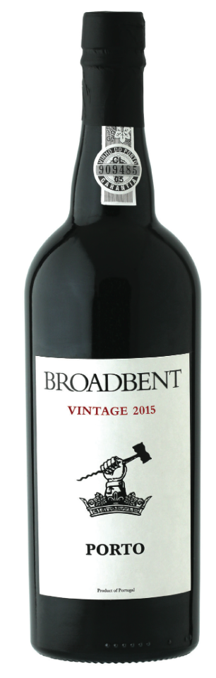 BROADBENT Vintage Port 2015