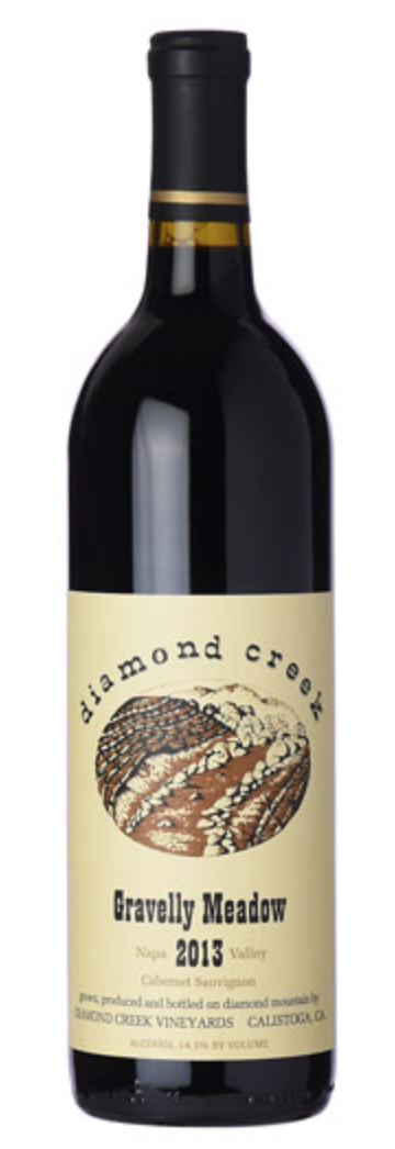 DIAMOND CREEK Cabernet Sauvignon Gravelly Meadow 2013