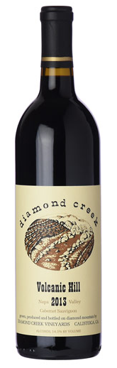 DIAMOND CREEK Cabernet Sauvignon Volcanic Hill 2013