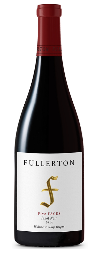 FULLERTON Pinot Noir Five Faces
