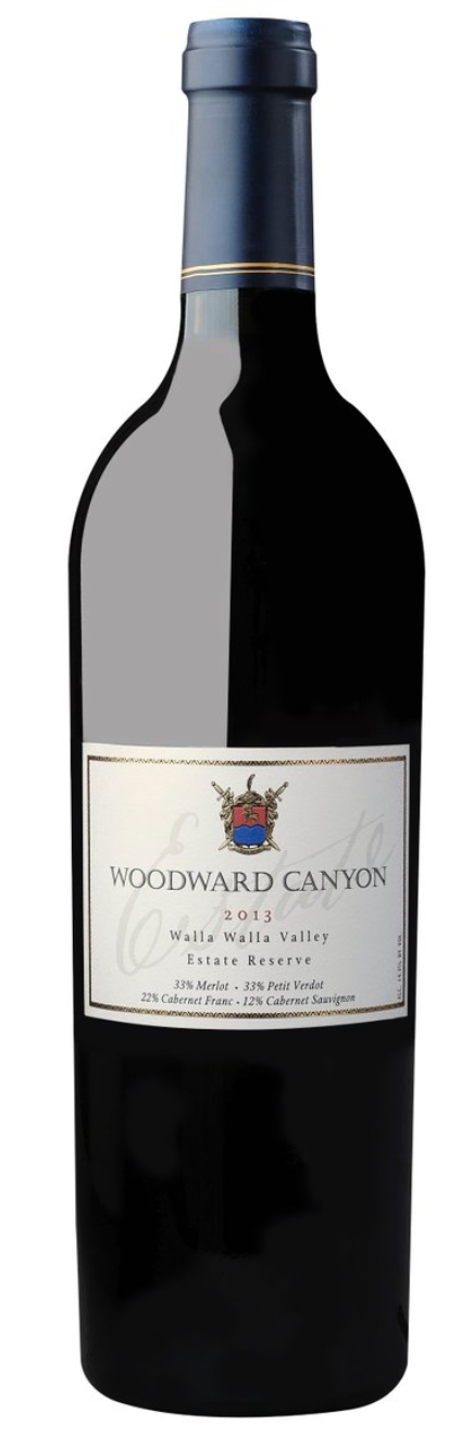 WOODWARD CANYON Red Wine Estate Reserve 2013